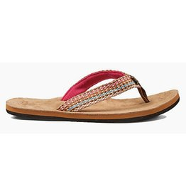 Reef Gypsylove Pink slippers dames