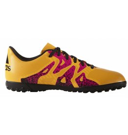Adidas X 15.4 TF J oranje turf voetbalschoenen kids