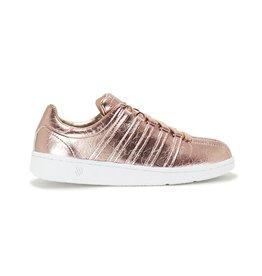 K-Swiss Classic VN aged foil roze sneakers dames