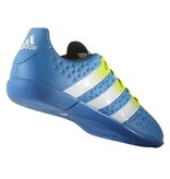 Adidas Adidas Ace 16.3 IN J blauw indoor voetbalschoenen kids (AF5188)