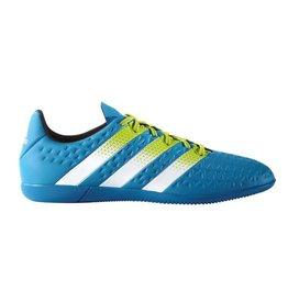 Adidas Ace 16.3 IN J blauw indoor voetbalschoenen kids