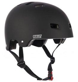Bullet Deluxe Helmet T35 junior Grom zwart veiligheidshelm kids