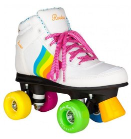 Rookie Forever Rainbow V2 White/Multi rolschaatsen