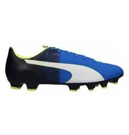 Puma evoSPEED 4.5 FG blauw voetbalschoenen heren