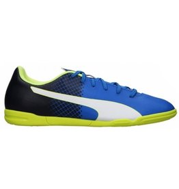 Puma evoSPEED 5.5 IT blauw indoor voetbalschoenen heren