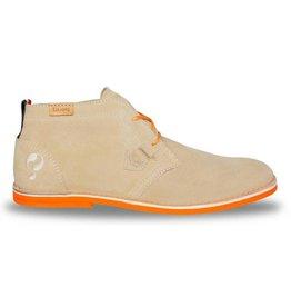 Quick Sorano Soft Taupe heren schoenen
