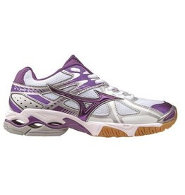 Mizuno Wave Bolt 4 wit indoor schoenen dames