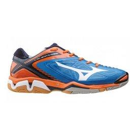 Mizuno Wave Stealth 3 blauw indoor schoenen uni