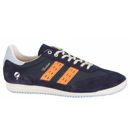 Quick Boston deep navy sneakers heren