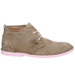 Quick Sorano Lady Taupe Grey Ballerina bruin dames schoenen