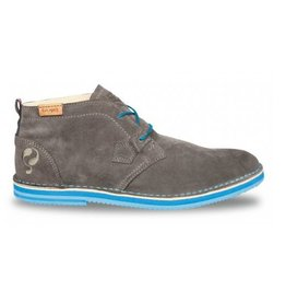 Quick Sorano II dark gull ocean blue heren schoenen