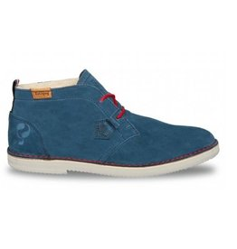 Quick Sorano II dark denim greyhound heren schoenen