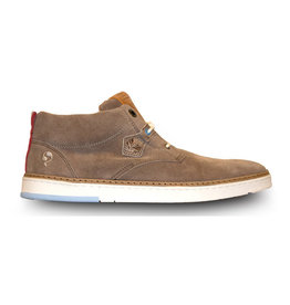 Quick Harrison Taupe Gray schoenen heren
