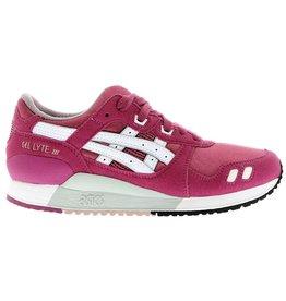 Asics Gel Lyte III roze sneakers meisjes