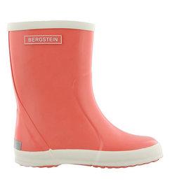 Bergstein Rainboot koraal regenlaarzen meisjes