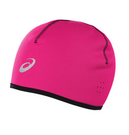 Asics Muts (beanie) winter roze dames