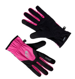 Asics Runners handschoenen roze dames
