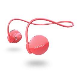 Avanca sportaccessoires S1 draadloze sport headset roze