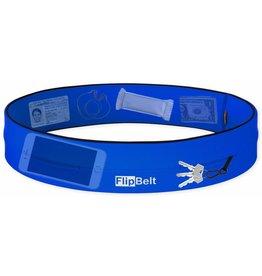 Flipbelt Runners waistbelt blauw uni