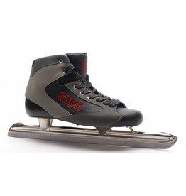 Raps Long Track Comfort Easy zwart schaatsen uni