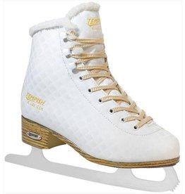 Tempish schaatsen FS Guilia wit kunstschaatsen dames
