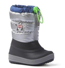 Olang OL Bingo Argento Snowboots zilvergrijs kids