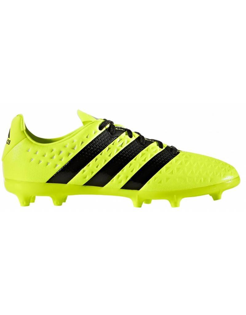 Adidas Adidas Ace 16.3 FG J geel voetbalschoenen kids