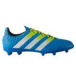 Adidas Adidas Ace 16.3 FG AG J blauw voetbalschoenen kids