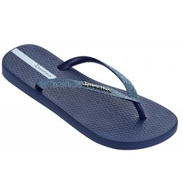Ipanema Lolita blauw slippers dames