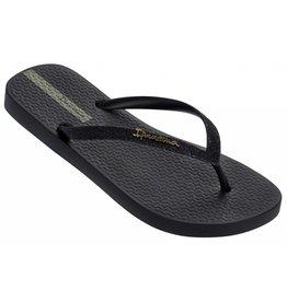 Ipanema Lolita zwart slippers dames