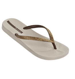 Ipanema Anatomic Mesh beige slippers dames
