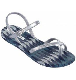 Ipanema Fashion sandals blauw zilver slippers meisjes