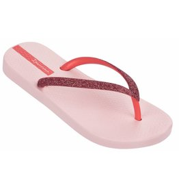 Ipanema Lolita roze rood slippers meisjes