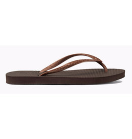 Reef Escape Lux coffee slippers dames
