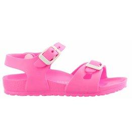 Birkenstock Rio Eva roze slippers meisjes