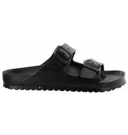 Birkenstock Arizona Eva zwart narrow slippers dames