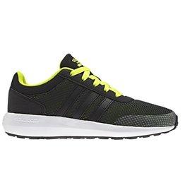 Adidas Cloudfoam Race zwart sneakers kids