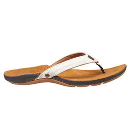 Reef Miss J-Bay wit slippers dames
