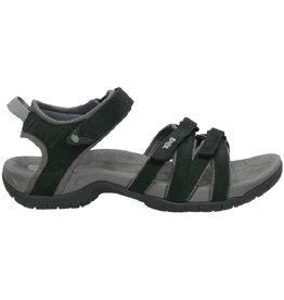 Teva W Tirra leather zwart sandalen dames