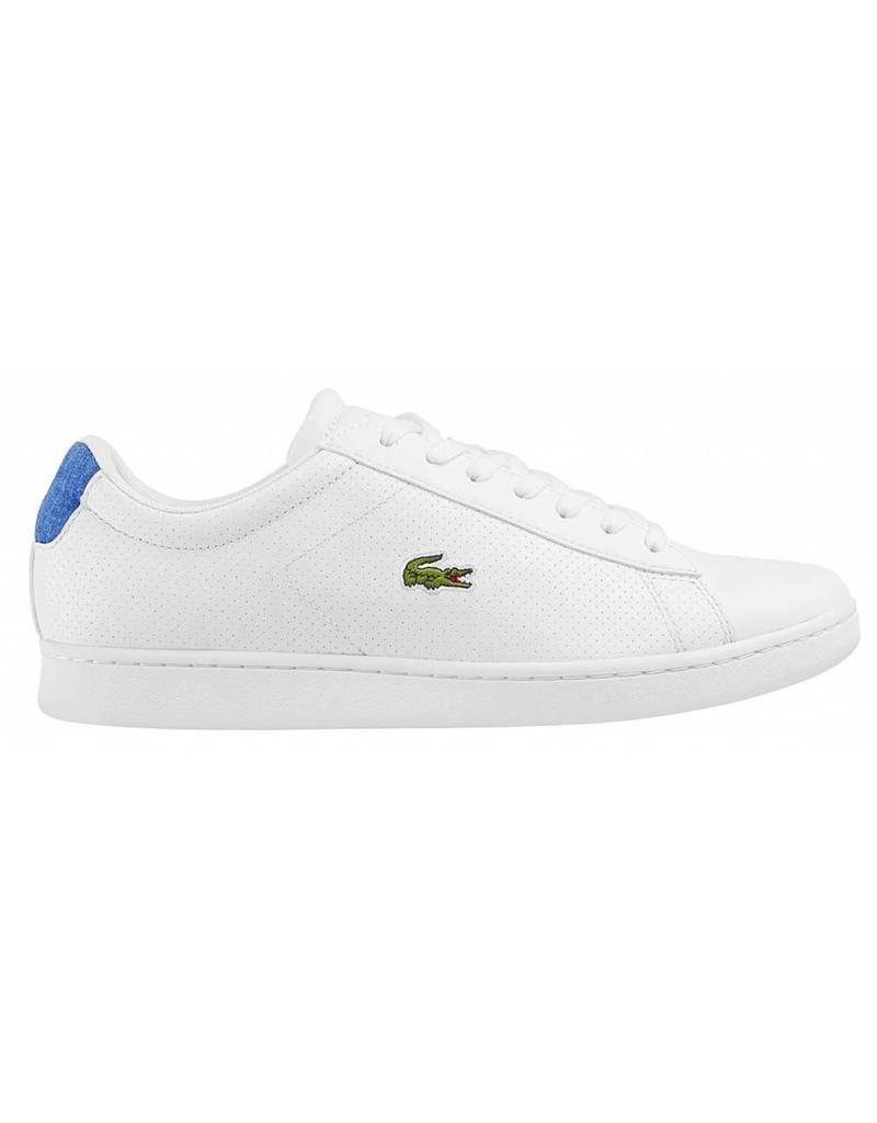 Endliner Chaussures Lacoste Blanc À 46,5 Pour Les Hommes