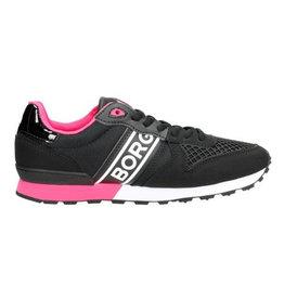 Björn Borg R400 Low CTR W zwart sneakers dames