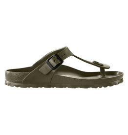 Birkenstock Gizeh Eva groen slippers dames (S)