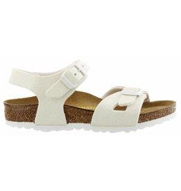 Birkenstock Rio Magic Galaxy narrow wit slippers meisjes