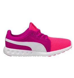 Puma Carson Runner 400 fuchsia sneakers meisjes