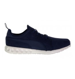 Puma Carson Runner Camo Mesh blauw sneakers