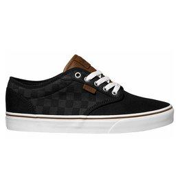 Vans MN Atwood (C&L) check zwart sneakers heren