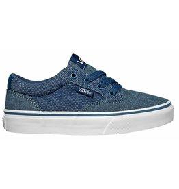 Vans YT Winston mixed blue sneakers kids