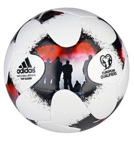 Adidas Europe Anqgli wit zwart voetbal