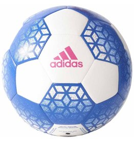 Adidas Ace Glid wit blauw voetbal