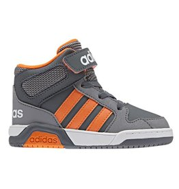 Adidas BB9TIS Mid grijs sneakers kids junior